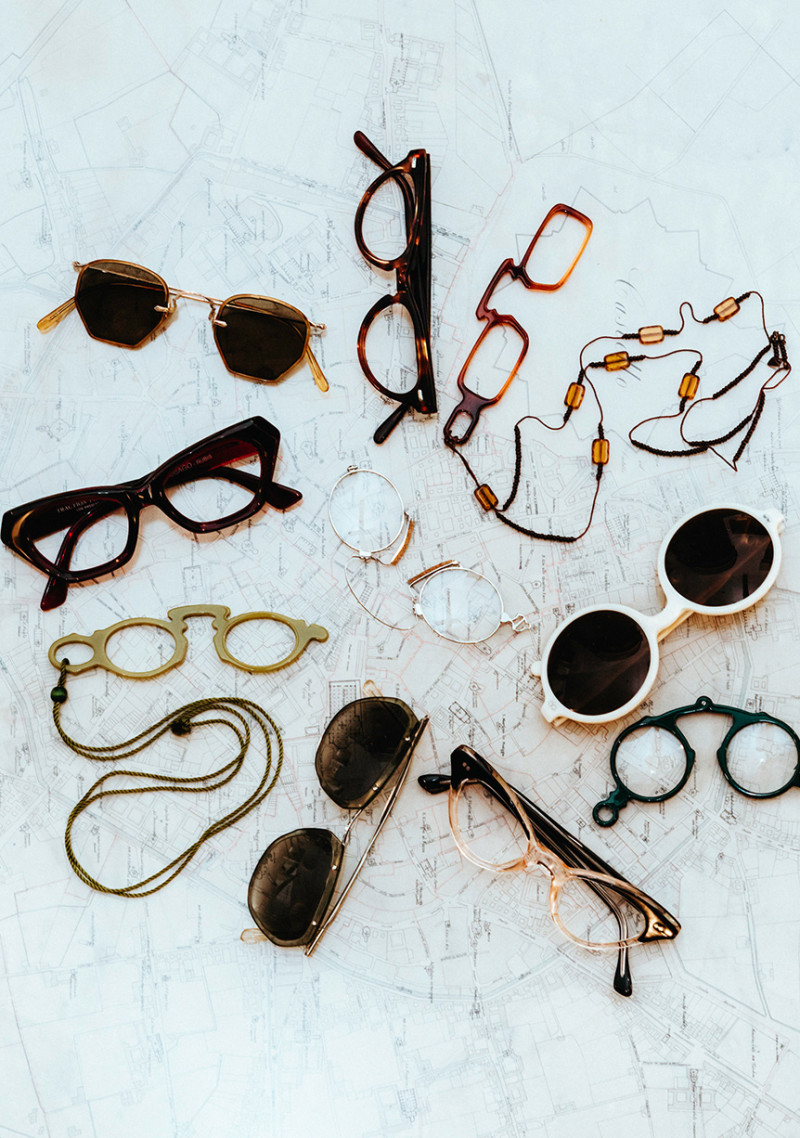 occhiali vintage a milano