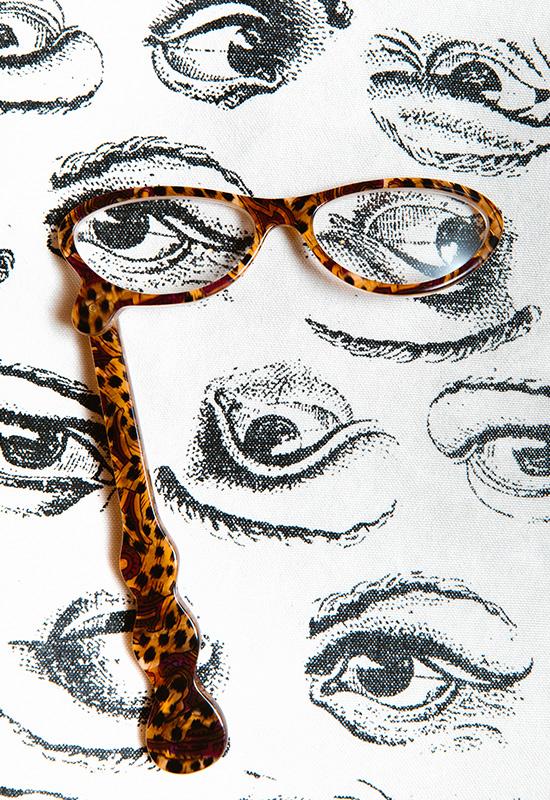 Modelli Occhiali Lorgnette
